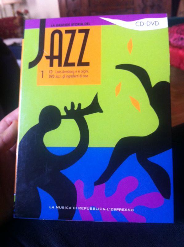 """Rai 5, dal 2 Aprile 2014 in onda  """"I Grandi del Jazz"""""""