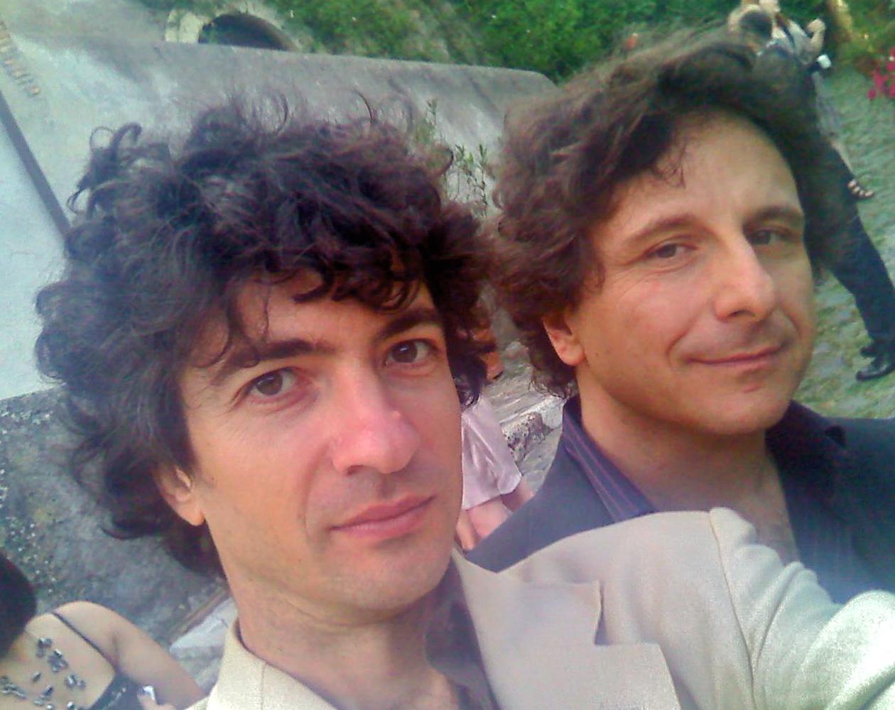 """30 aprile esce il film """"Un Fidanzato per mia moglie"""" di Davide Marengo, con Geppi Cucciari, Luca e Paolo, Ale e Franz."""
