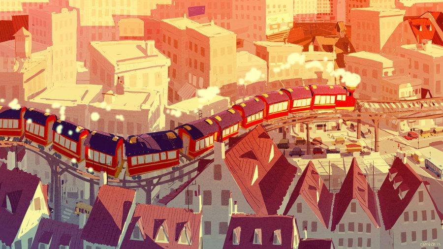 TAKE THE JAZZ TRAIN- un progetto per Trenitalia.. Per pubblicizzare in maniera nuova (ed efficace ) il Jazz Italiano