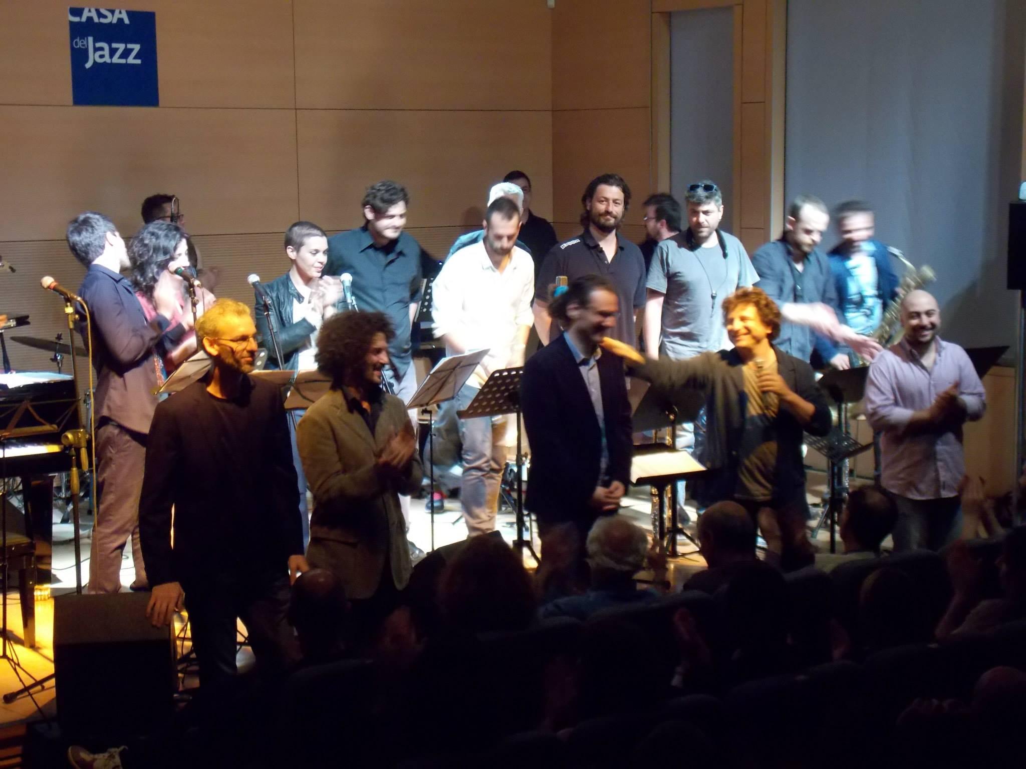 Domenica 26 Luglio-Palestrina, I Vicoli del Jazz-ORCHESTRA OPERAIA