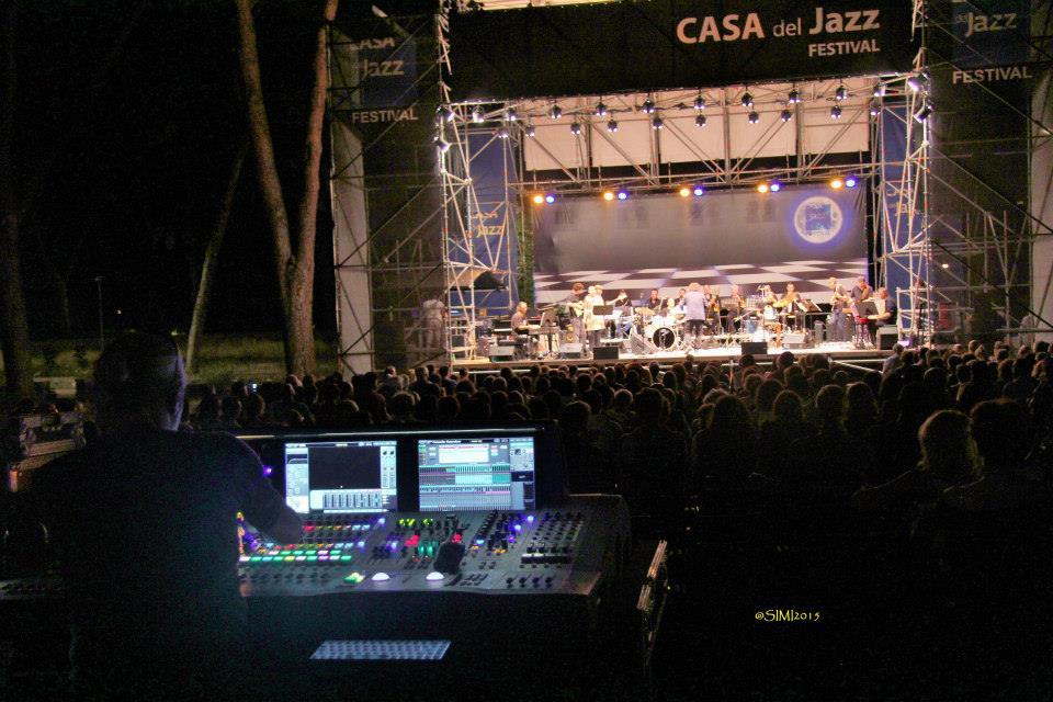 L'Aquila-6 settembre a mezzanotte L'Operaia  chiude la più grande manifestazione Jazz della Storia italiana