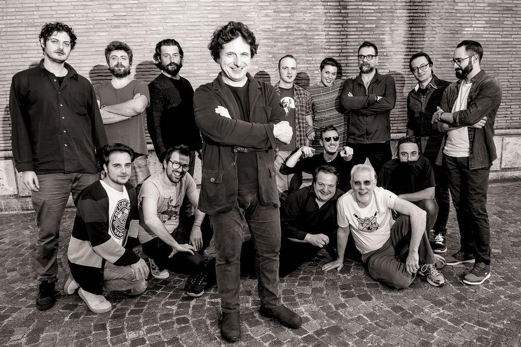13 maggio 2016, Massa – Orchestra Operaia, In The 80's
