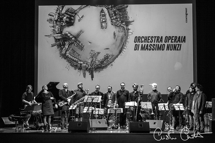 Roma Castel Sant'Angelo – 6 Gennaio 2017 h.18 – Orchestra Operaia – Il Grande Battito – Festival della Divina Misericordia-