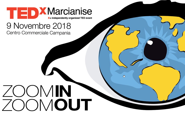TEDx MARCIANISE- Prima assoluta mondiale SAT NAM sequenza per 6 trombe ed elettronica di Massimo Nunzi con Giacomo De Caterini live electronics. Andrea Tofanelli tromba e coordinamento